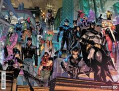 Batman Vol 3 #106 Cover B Jorge Jimenez Wraparound Variant