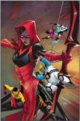 Teen Titans Vol 6 #42 Cover B Khary Randolph Variant