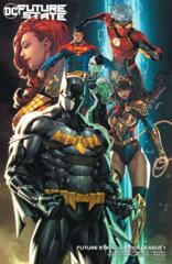 Future State Justice League #1 (Of 2) Cover B Kael Ngu Variant