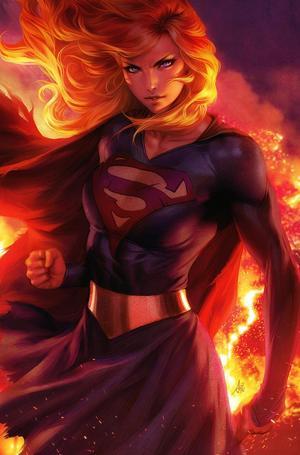 Dark Nights Death Metal #3 (Of 6) Cover D Artgerm Supergirl Variant