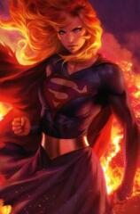 Dark Nights Death Metal #3 (Of 6) Cover D Artgerm Supergirl Variant
