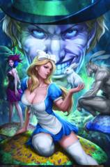 Alice In Wonderland TPB