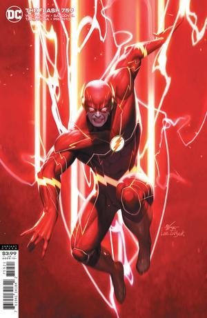 Flash Vol 1 #759 Cover B Inhyuk Lee Variant