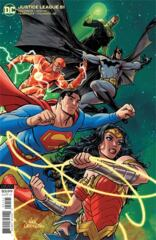 Justice League Vol 4 #51 Cover B Nick Derington Variant
