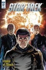Star Trek Ongoing #57 Subscription Variant