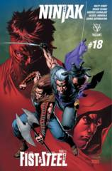 Ninjak #18 Cover C Segovia