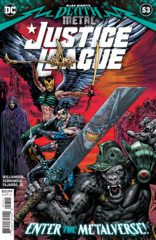 Justice League Vol 4 #53 Cover A Liam Sharp