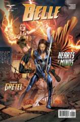 Belle: Hearts & Minds One Shot Cover A Igor Vitorino
