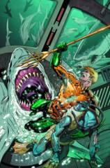 Aquaman Vol 5 Sea Of Storms HC