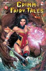Grimm Fairy Tales #1 Cover D Caldwell