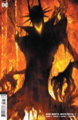 Dark Nights Death Metal #7 (Of 7) Cover C Artgerm Batman Who Laughs Variant