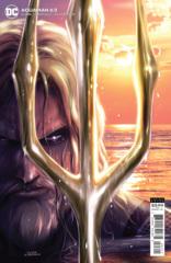 Aquaman Vol 8 #63 Cover B Tyler Kirkham Variant