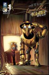 Legends of Oz Tik Tok And Kalidah #1 (Of 3) Cover A