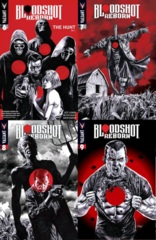 Bloodshot Reborn Lot 6 7 8 9 Cover A