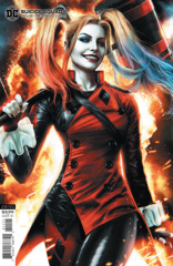 Suicide Squad Vol 6 #11 Cover B Jeremy Roberts Variant