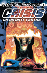 Tales From The Dark Multiverse Crisis On Infinite Earths #1