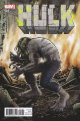 Now Hulk #1 1:25 Guerra Variant