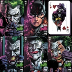 Batman Three Jokers #2 (Of 3) 5 Issue Standard & Premium Cover Set