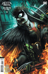 Dark Nights Death Metal Robin King #1 Cover B 1:25 Jeremy Roberts Variant