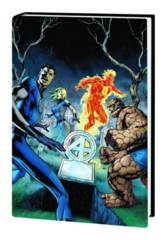 Fantastic Four By Hickman Omnibus Vol 1 HC