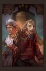 Aliens Vs Zombies #3 (Of 5) D Cover Mychaels