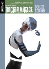 Death Defying Dr Mirage Deluxe Edition Vol 1 HC