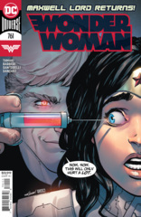 Wonder Woman Vol 1 #761 Cover A David Marquez