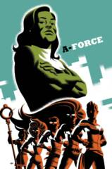 A-Force #3 1:20 Cho Variant (ANADM)