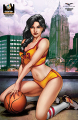 GFT Wonderland #32 Cover E 2015 WW Cleveland Exclusive Luis