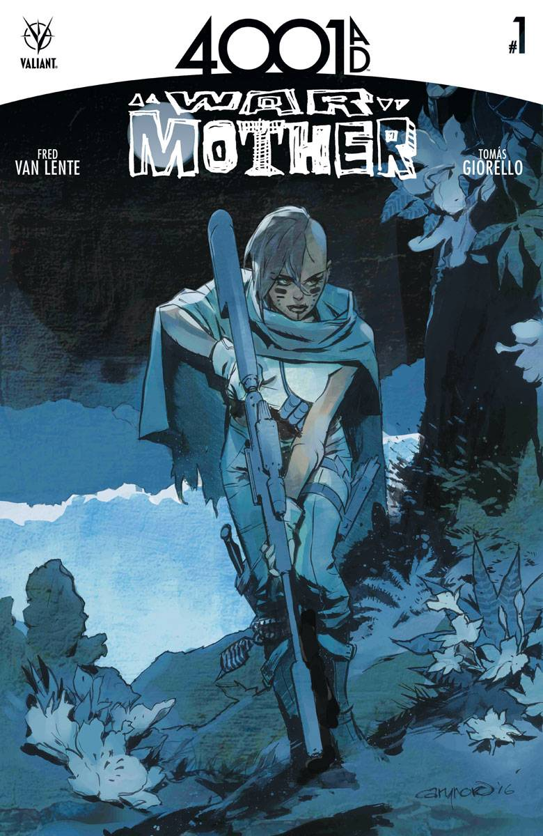 4001 AD War Mother #1 Cover C Nord
