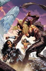 Wonder Woman Vol 1 #757 Cover A