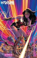Future State Wonder Woman #1 (Of 2) Cover D Wonder Woman 1984 Adam Hughes Variant