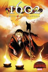 1602 Witch Hunter Angela #1 1:25 Isanove Variant (Secret Wars)