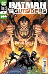 Batman And The Outsiders Vol 3 #16 Cover A Tyler Kirkham