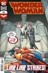 Wonder Woman Vol 1 #762 Cover A David Marquez