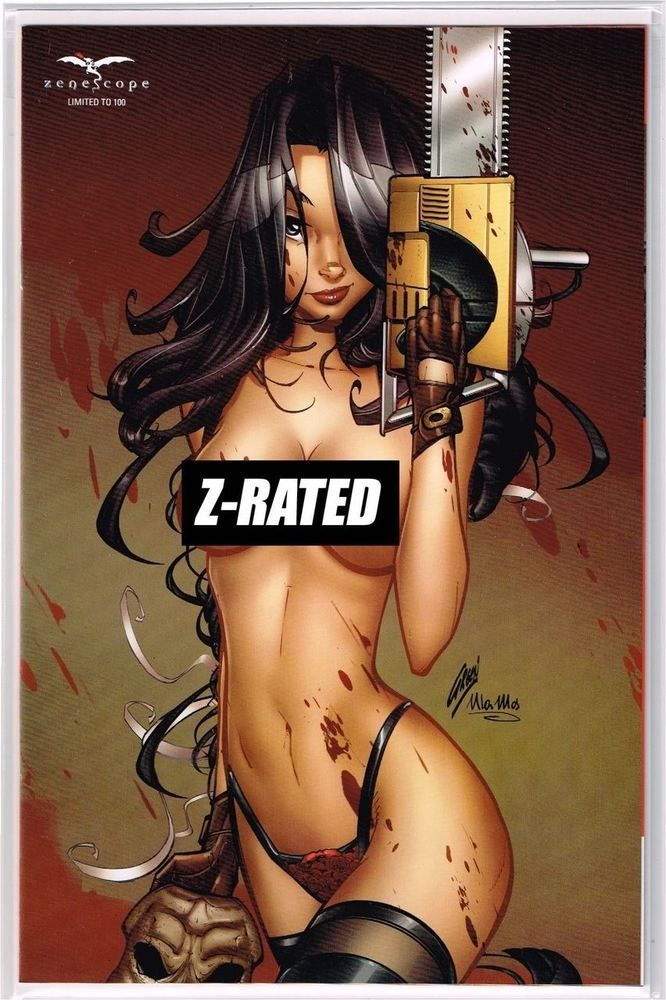 GFT GRIMM TALES OF TERROR VOL 2 #12 Cover A NM Zenescope Comic Vault 35