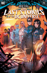 Dark Nights Death Metal The Last Stories Of The DC Universe #1 Cover A Tula Lotay