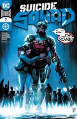 Suicide Squad Vol 6 #7 Cover A Daniel Sampere