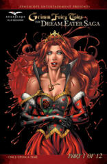 Grimm Fairy Tales Dream Eater Saga #1 Cover D Tommy Patterson RIP Exclusive LTD 500