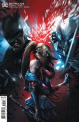 Batman Vol 3 #103 Cover B Francesco Mattina Variant