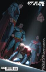 Future State Superman Of Metropolis #2 (Of 2) Cover B Inhyuk Lee Variant