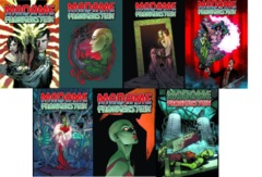Madame Frankenstein Lot 1 2 3 4 5 6 7