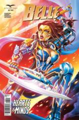 Belle: Hearts & Minds One Shot Cover B Jason Cardy
