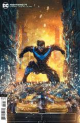 Nightwing Vol 4 #77 Cover B Alan Quah Variant
