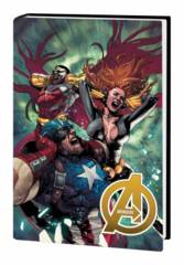 Avengers By Jonathan Hickman Vol 2 HC