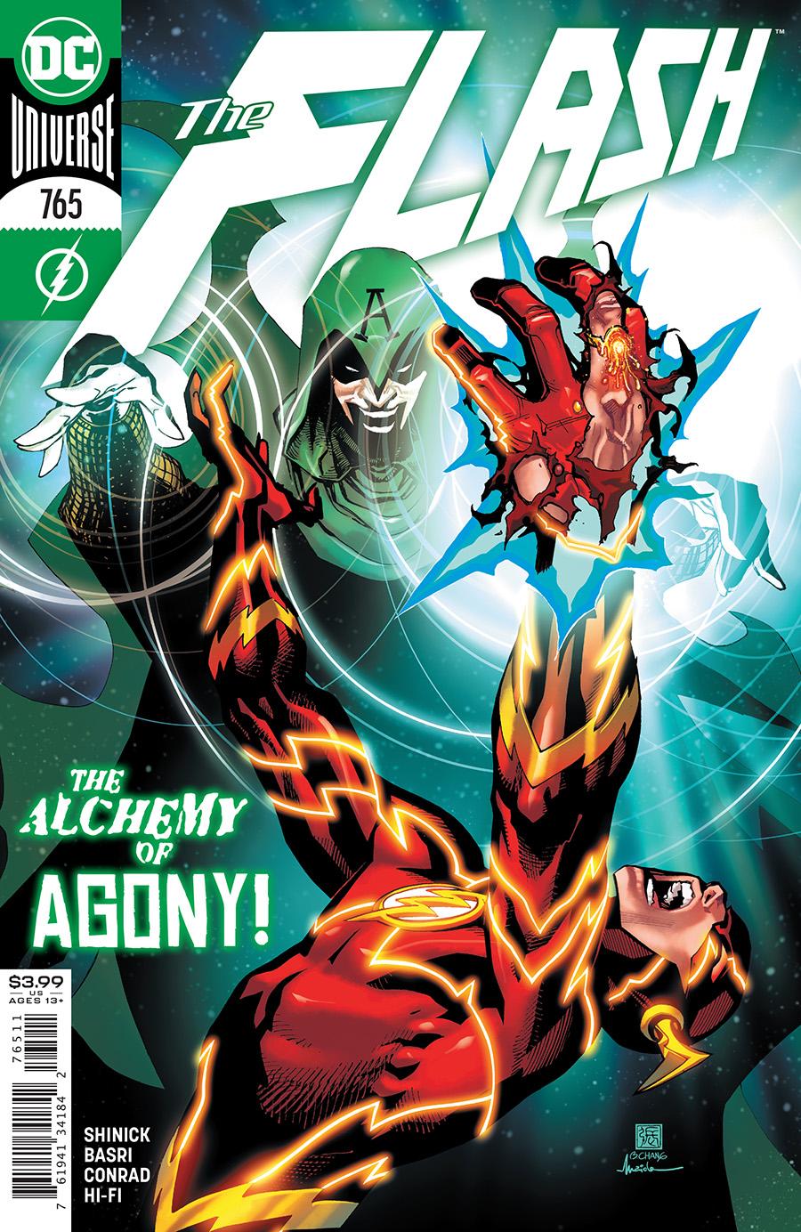 Flash #765 Vol 1 Cover A Bernard Chang