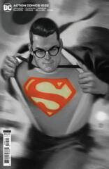 Action Comics Vol 1 #1032 Cover B Julian Totino Tedesco Variant