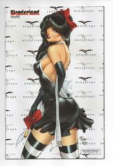 Wonderland #25 Cover G Mike DeBalfo Red Carpet Exclusive LTD 100