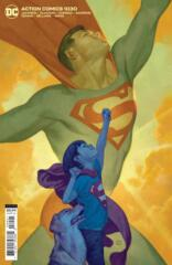 Action Comics Vol 1 #1030 Cover B Julian Totino Tedesco Variant