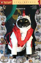 Divinity III Stalinverse #1 Cover D Cat Cosplay Var